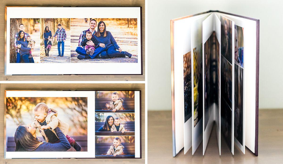 Family Portrait Albums