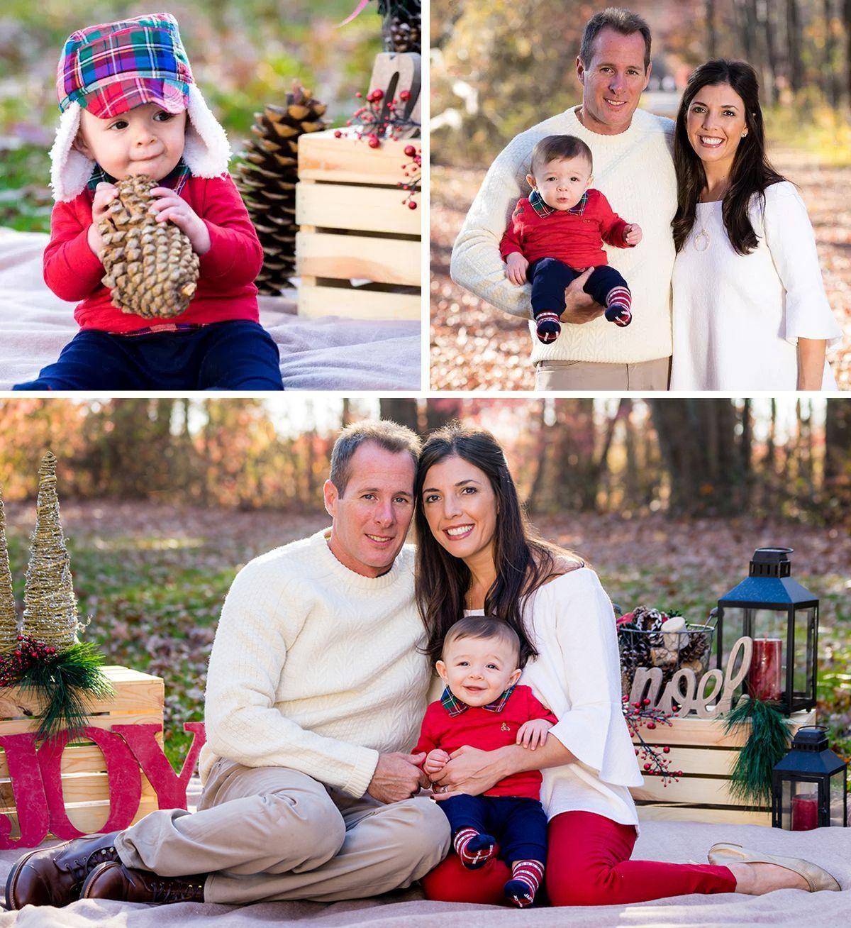 Holiday Family Portraits 2016